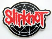 Slipknot - 'Logo' Plastic Badge